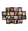 Essua Collage Photo Frame in Red by CasaCraft