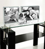 Emidio Collage Photo Frame in Silver by CasaCraft