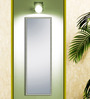 Mariano Minimalist Mirrors in Silver by CasaCraft