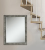 Manolo Minimalist Mirrors in Silver by CasaCraft