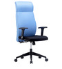 Eleganz Series B High Back Office Chair in Blue colour by BlueBell Ergonomics