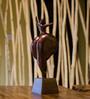 Evetts Ballerina Showpiece in Brown by Amberville