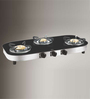 Elica Glasstop 3 Burner Cooktop