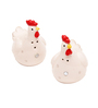 Eloisa Hen Assorted Salt & Pepper Set
