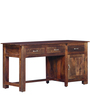 Elroy Study & Laptop Table in Provincial Teak Finish by Woodsworth
