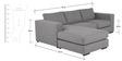 Emilio RHS Sofa in Light Grey Colour by Furny