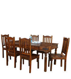 Six Seater Dining Sets Buy Six Seater Dining Sets Online In India At Best P