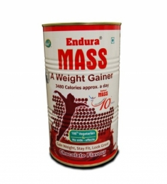 Endura Mass Weight Gainer (Choclate)-1Kg