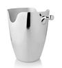 Episode Silver - Silver Plated Oval Wine Chiller Wc-22Xl