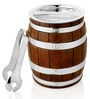 Episode Silver Plated 2.5 Ltr Ice Bucket with Key Shaped Tong