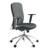 Equus Series B Mid Back Office Chair in Black colour by BlueBell Ergonomics