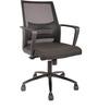 Ergonomic Axis Medium Back Chair by FabChair