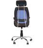 Executive  Chair in Black & Blue Colour by Karigar
