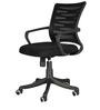 Ergonomic Chair in Black Colour by Karigar
