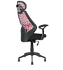 Executive Chair in Maroon Colour by Parin