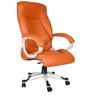Executive  Chair in Orange Colour by Karigar