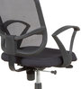 Ergonomic Mesh Backrest Office Chair with Push Back Mechanism by Star India