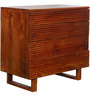 Burlington Chest of Four Drawers in Honey Oak Finish by Woodsworth