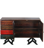 Yatela Sideboard in Multi Color Finish by Bohemiana