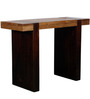 Shelby Console Table in Dual Tone Finish by Woodsworth
