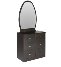 Espana Dressing Table in Wenge Finish by Kurl-On
