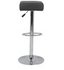 Espana Bar Stool in Grey Color by The Furniture Store
