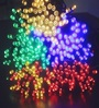 Essence Multicolor Decorative LED Rice String Light - Set Of 4