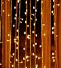 Essence White Plastic Led String Festival Light