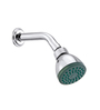 ESSESS by Asian Paints Silver Brass Telephone Shower 5 Flow with 1.5 Mtr Flexible Tube & Wall Hook
