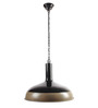 Radiohead Ceiling Lamp in Black by Bohemiana