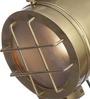 Sligo Tripod Floor Lamp in Brown by Bohemiana