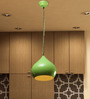 Paulini Ceiling Lamp in Green by Bohemiana