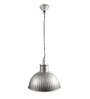 Rockwell Ceiling Lamp in Silver by Bohemiana