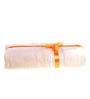 Eurospa Art Combed Plain Bath Towel Banana