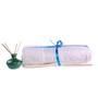 Eurospa White Cotton Bath Towel