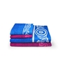 Eurospa Multicolour 100% Cotton Bath and Hand Towel - Set of 4