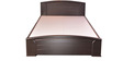 Evita Wenge Queen Bed by HomeTown