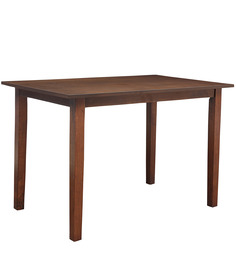Eva Dining Table in Brown Colour by HomeTown