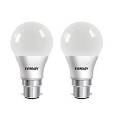 Eveready Cool Day Light White 9W LED Bulb - Set of 2