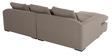 Extra Comfy Alia Corner Sofa in Camel Colour by Furny