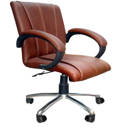 Executive Mini Executive Workstation Chair by Adiko Systems
