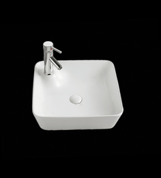 Exor White Ceramic Wash Basin (Model: 1070)