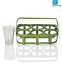 ExclusiveLane Glass 150 ML Tea Glass - Set of 6
