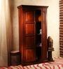 Clifton Wardrobe in Honey Oak Finish by Amberville