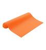 Exporthub Orange PVC 71 x 23 Inch Premium Yoga Mat