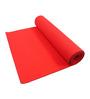 Exporthub Red PVC 71 x 23 Inch Premium Yoga Mat
