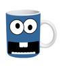 Eyes Designed Coffee Mug by Orka