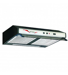 Faber Cleo Straight Line Chimney (Model: 700 BK LTW60)