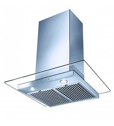 Faber Sunzi Series Glassy Blue Hood Chimney (Model: LTW60)