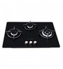 Faber Glasstop Auto-ignition 3-burner Built-in Hob (Model: GB 30 MT CIG)